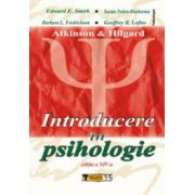 Introducere in psihologie - Atkinson & Hilgard