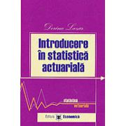 Introducere in statistica actuariala