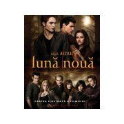 Saga Amurg: Luna Noua.Cartea ilustrata a filmului
