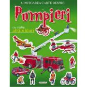Uimitoarea carte despre pompieri