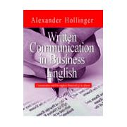 Written Communication in Business English