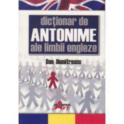Dictionar de antonime ale limbii engleze