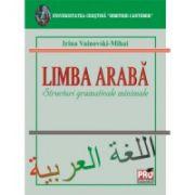 Limba araba - Structuri gramaticale minimale