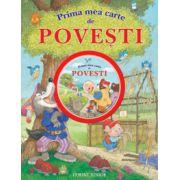 PRIMA MEA CARTE DE POVESTI (CD inclus)