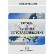 Istoria şi evoluţia integrarii europene