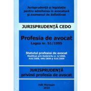 Jurisprudenta CEDO  privind profesia de avocat