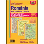 Atlas România 2009/2010 – prima ediție