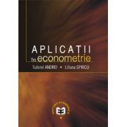 Aplicatii in econometrie