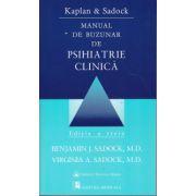 Manual de Buzunar de Psihiatrie Clinica