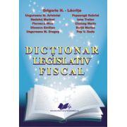 Dicţionar Legislativ Fiscal