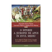 O istorie a Europei de Apus in Evul Mediu. De la Imperiul Roman tirziu la marile descoperiri geografice (secolele V-XVI)