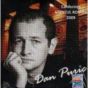 Conferintele de la Ateneul Roman 2009  Dan Puric - 4 DVD-uri de colectie