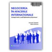 Negocierea în afacerile internaţionale