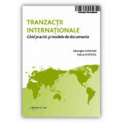 Tranzacții internaționale. Ghid practic și modele de documente
