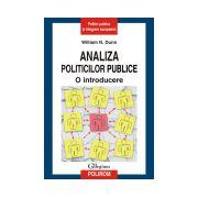 Analiza politicilor publice. O introducere