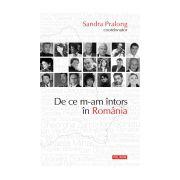 De ce m-am intors in Romania