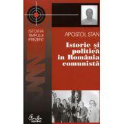 Istorie şi politică în România comunistă