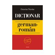 Dictionar german-roman Editie Cartonata