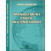Management public internaţional