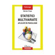 Statistici multivariate aplicate in psihologie