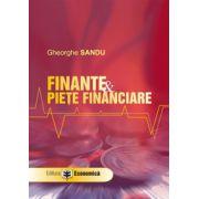 Finanţe & pieţe financiare