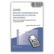 Ghid privind comparabilitatea planurilor de conturi din România