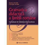 Gramatica didactica a limbii romane