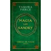 Magia lui Sandry - vol.I din seria 'Cercul de magie'