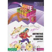 Mate 2000+10/11 - Aritmetica, algebra, geometrie. Clasa a V-a, partea I (anul scolar 2010-2011)