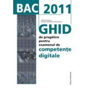 Bacalaureat 2011.Evaluarea competentelor digitale