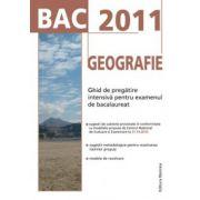 Bacalaureat 2011. Geografie