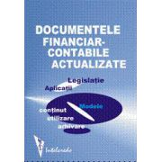 DOCUMENTELE FINANCIAR-CONTABILE ACTUALIZATE  2010