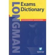 Exams Dictionary for Upper Intermediate-Advanced Learners with exams coach CD-ROM