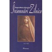 """Regina Maria, """"Însemnări Zilnice"""" vol.VII"""