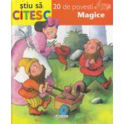 Stiu sa citesc -20 de povesti Magice