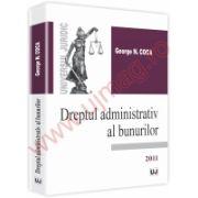 Dreptul administrativ al bunurilor