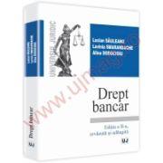 Drept bancar Editia a II-a, revazuta si adaugita