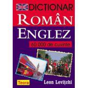 Dictionar roman-englez 60000 cuvinte