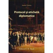 Protocol si eticheta diplomatice