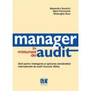 Manager în misiunea de audit