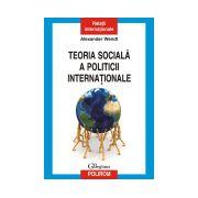Teoria sociala a politicii internationale