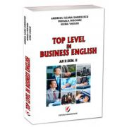 Top level in business english