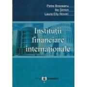 Institutii financiare internationale