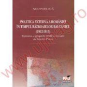 Politica externa a Romaniei in timpul razboaielor balcanice (1912-1913)