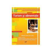 TURISM ŞI ALIMENTAŢIE. Manual pentru clasa a IX-a