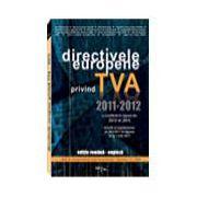 Directivele Europene privind TVA 2011/2012