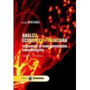 Analiza economico-financiara. Instrument al managementului intreprinderilor, editia a II-a