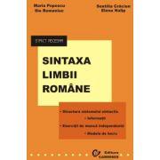 Sintaxa limbii romane. Strict necesar