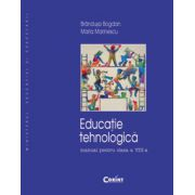 EDUCATIE TEHNOLOGICA Bogdan - clasa a VIII-a