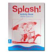 Caiet de limba engleza cls II. Splash